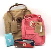 Комплект Fjallraven №12: No2 + Mini + наушники