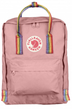 "Fjallraven Kanken Laptop 13"" Rainbow Pink"