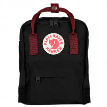 Kanken Mini Black/Ox Red