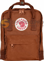 Kanken Mini Brick (Brown-Red)